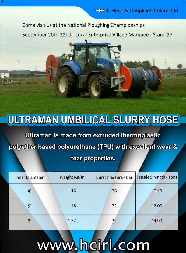 Umbilical Slurry Hose Systems